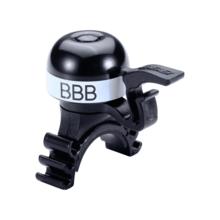 BBB BBB-16 FIETSBEL MINIFIT ZWART/WIT