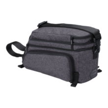 BBB BSB-137 BAGAGEDRAGERTAS CARRIERPACK EXTENSIONS GRIJS 11.5L