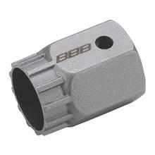 BBB BTL-106S CASSETTE AFNEMER LOCKPLUG 1/2' ZILVER