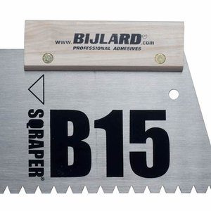 Bijlard lijmkam B15