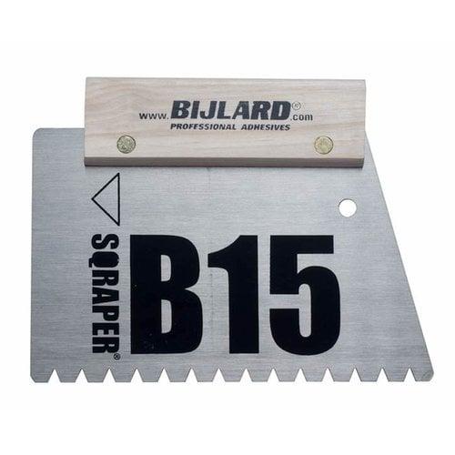 Bijlard Sqraper® Lijmkam B15