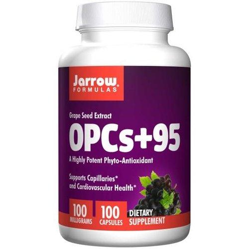 Jarrow Traubenkernextrakt OPCs+95 (100 mg)