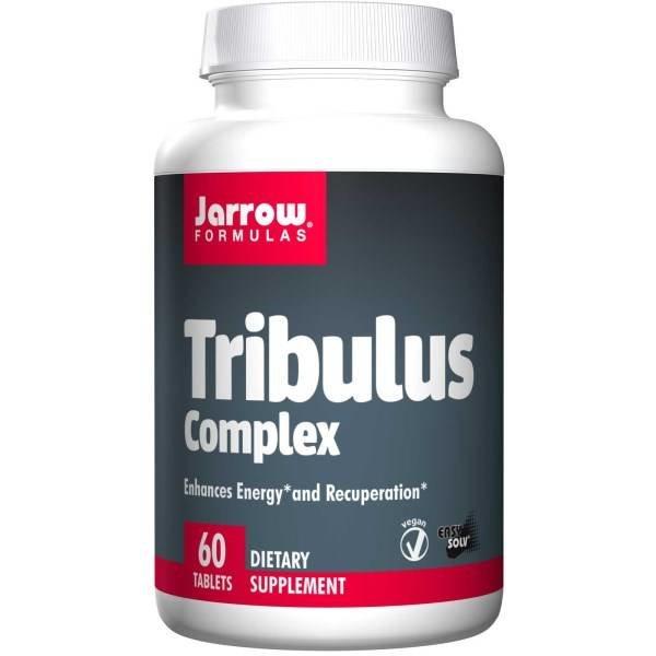 Jarrow Tribulus Complex, 60 Tabletten, 500mg: Verbessert Energie und Erholung