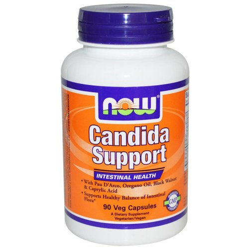 Now Candida Support, 90 Veggie Kapseln