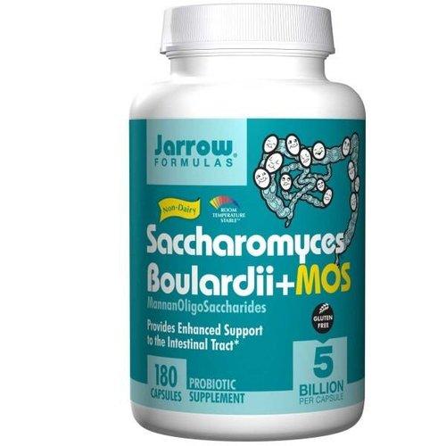 Jarrow Saccharomyces boulardii + MOS 180