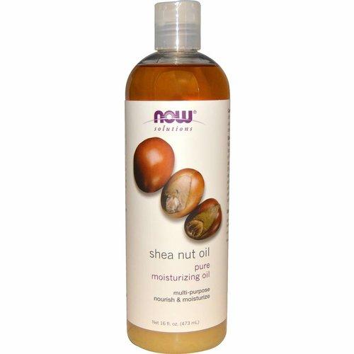 Now Solutions & Essential Oils Shea Nussöl - reines Feuchtigkeitsöl