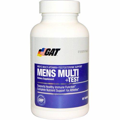GAT Multi-Vitamin + Testosteron, 60 Tabletten