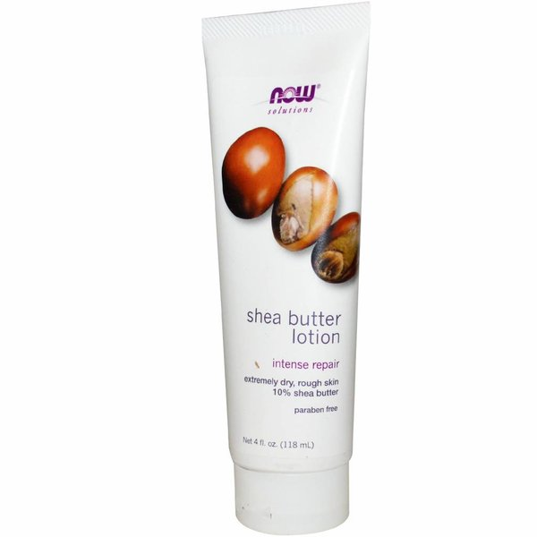 Now Solutions & Essential Oils Sheabutterlotion