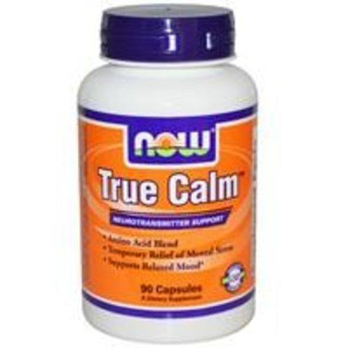Now Foods True Calm - Echte Ruhe - Neurotransmitter-Support