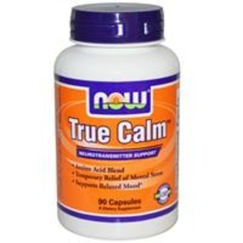 Now True Calm - Echte Ruhe - Neurotransmitter-Support