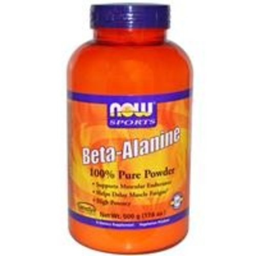 Now Foods CarnoSyn Beta-Alanin 500g Pulver