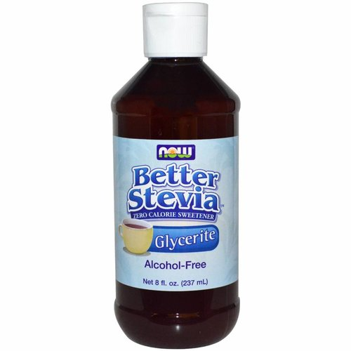 Now BetterStevia - Glycerit (alkoholfrei)