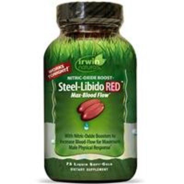 Irwin Naturals Steel-Libido Rot