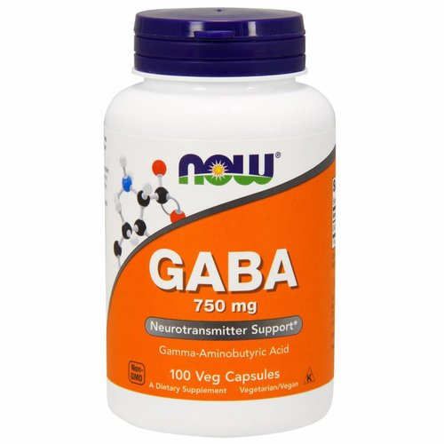 Now GABA 100 (750 mg)
