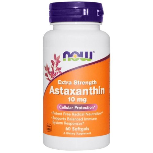 Now Foods Extra starkes Astaxanthin (10 mg)