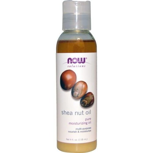 Now Solutions & Essential Oils Shea Nut-Öl, 4 Unzen (118 ml)