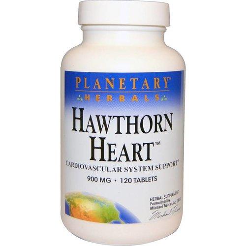 Planetary Herbals Weißdorn Herz Support (900 mg)