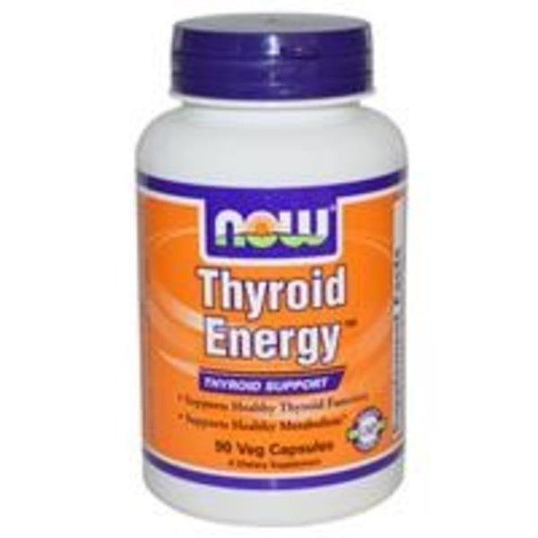 Now Schilddrüsen-Energy, Schilddrüsen-Unterstützung, 90 Vcaps