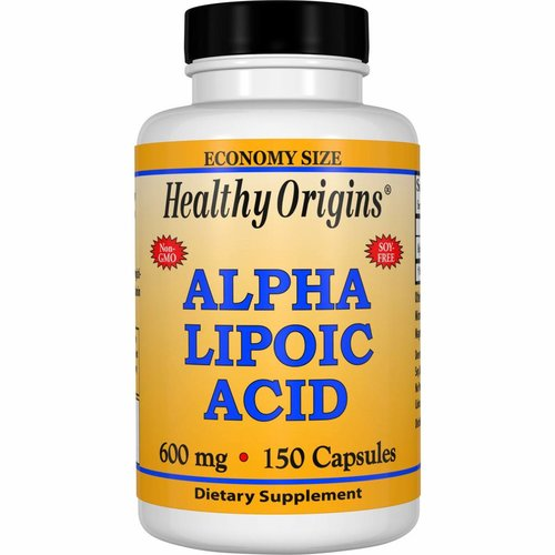 Healthy Origins Alpha-Liponsäure (600 mg)