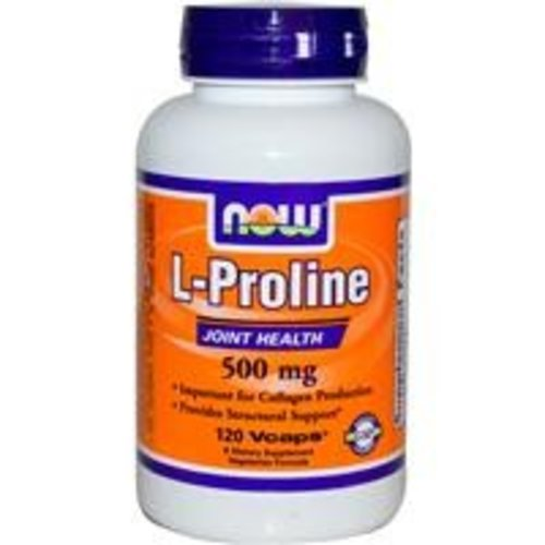 Now Foods L-Prolin (500 mg)