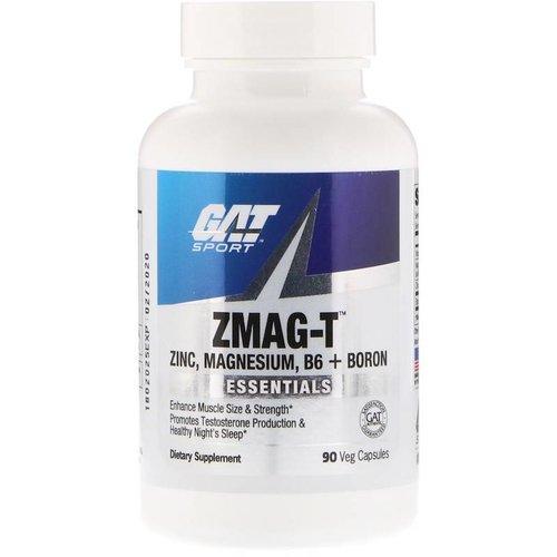 GAT Sport ZMAG-T, 90 vegetarische Kapseln