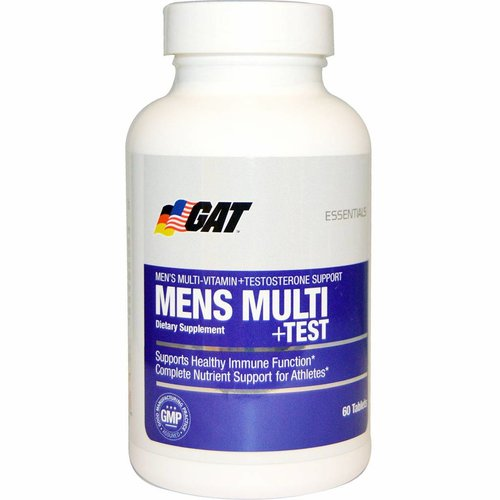 GAT Multi-Vitamin + Testosteron, 150 Tabletten