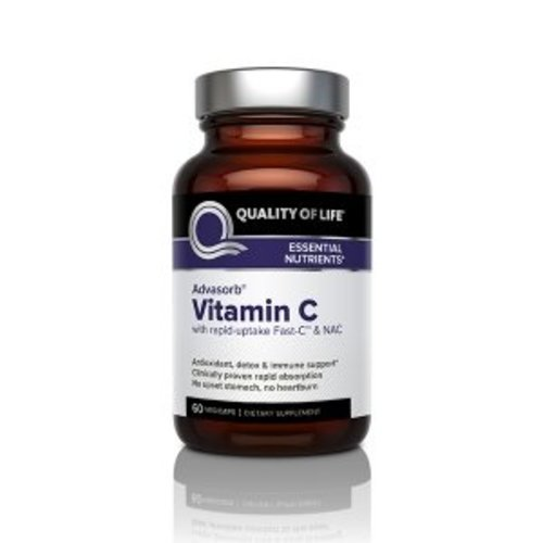 Quality of Life Labs Advasorb Vitamin C