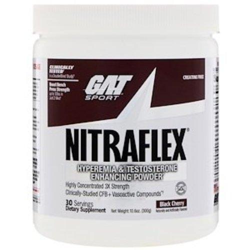 GAT Sport GAT, Nitraflex, Schwarzkirsche, 300 g