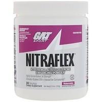 GAT Nitraflex, Wassermelonge, 300 g: Pulver zur Verbesserung von Hyperämie und Testosteronspiegel