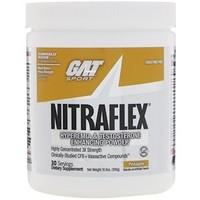 GAT Nitraflex, Ananas, 300 g: Pulver zur Verbesserung von Hyperämie und Testosteronspiegel
