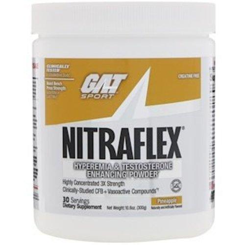 GAT GAT, Nitraflex, Ananas, 300 g