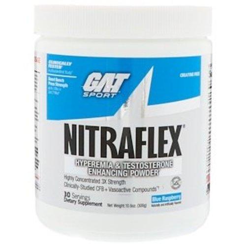 GAT GAT, Nitraflex, Orgeon-Himbeere, 300 g