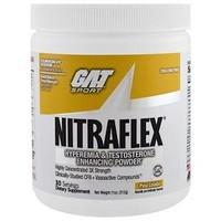 GAT Nitraflex, Pina Colada, 300 g: Pulver zur Verbesserung von Hyperämie und Testosteronspiegel