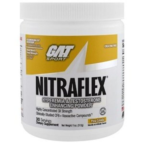 GAT GAT, Nitraflex, Pina Colada, 300 g