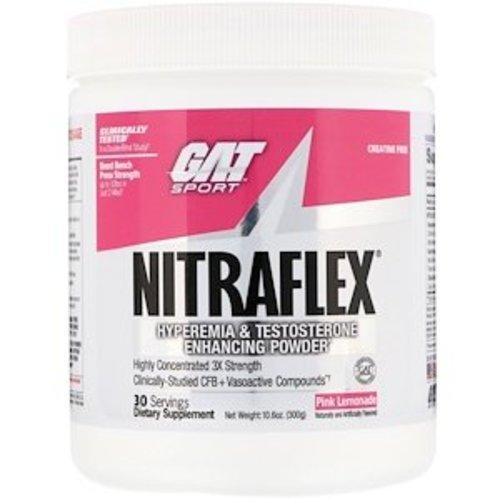 GAT GAT, Nitraflex, rosa Limonade, 10,6 oz. (300 g)