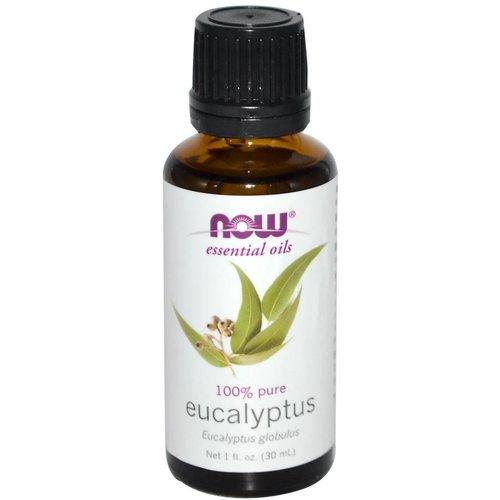 Now Solutions & Essential Oils 100% Eukalyptus Öl, 1 Flüssigunze (30 ml)