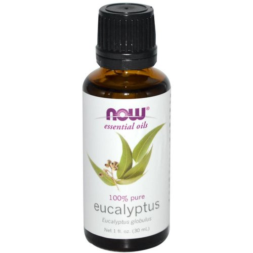 Now Solutions & Essential Oils Reines Eukalyptusöl