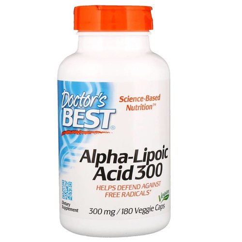 Doctor's Best Alpha-Liponsäure 300 (300 mg)