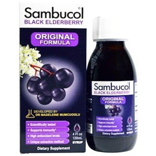 Sambucol Schwarzer Holunder, Sambucol