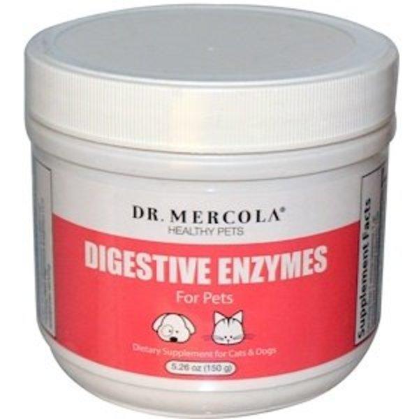 Dr. Mercola Verdauungs-Enzyme für Haustiere