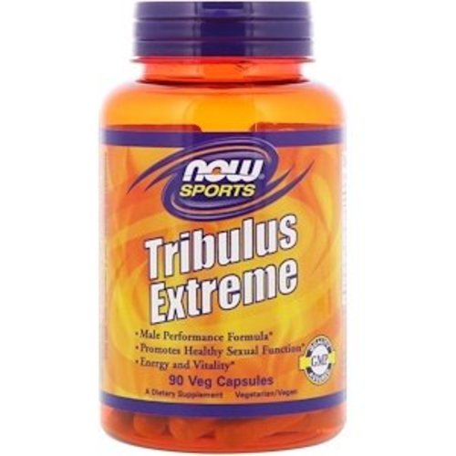 Now Sports Tribulus Extreme, 90 Veggie Caps