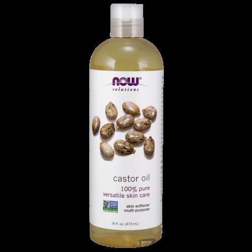Now Solutions & Essential Oils Rizinusöl (Castor Oil) 16 fl oz (473 ml)