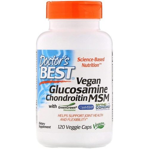 Doctor's Best Veganes Glucosamin Chondroitin MSM