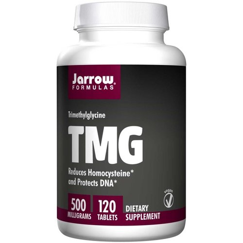Jarrow Formulas TMG - Trimethylglycin (500 mg)