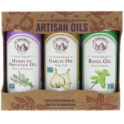 La Tourangelle French Infused - Trio Artisan Oils