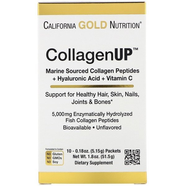 California Gold Nutrition Sparpaket: Collagen UP 5000 (5.000 mg)