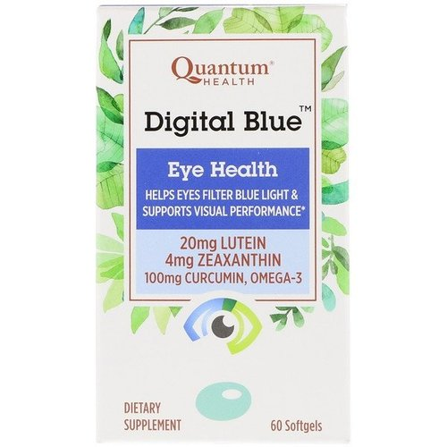 Quantum Health Digital Blue - Augengesundheit