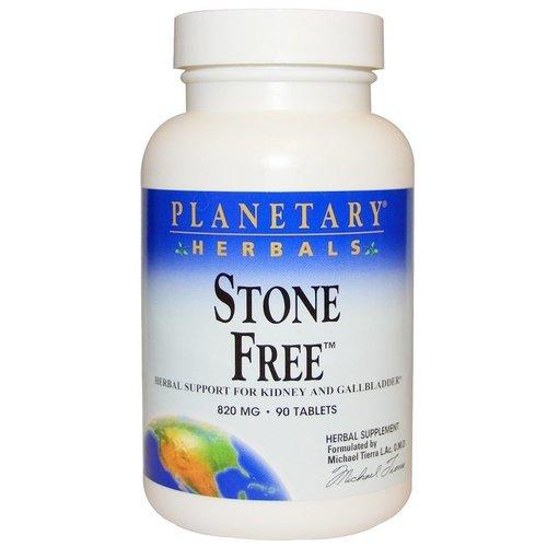 Planetary Herbals Stone Free, Steinfrei 90 (820 mg)