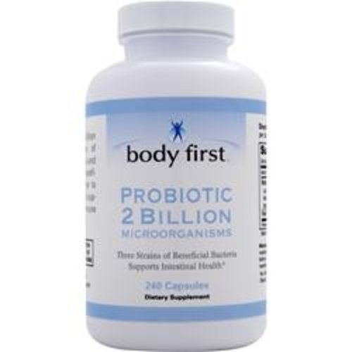 BODY FIRST (AllstarHealth) Probiotic 2 Milliarden Cells, 240 Kapslen