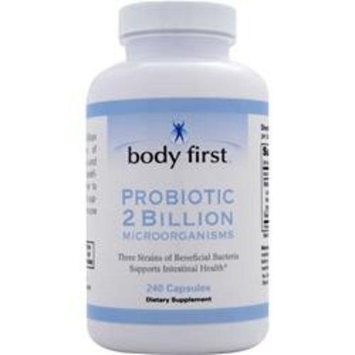 BODY FIRST (AllStarHealth) Probiotic - 2 Mrd. Zellen